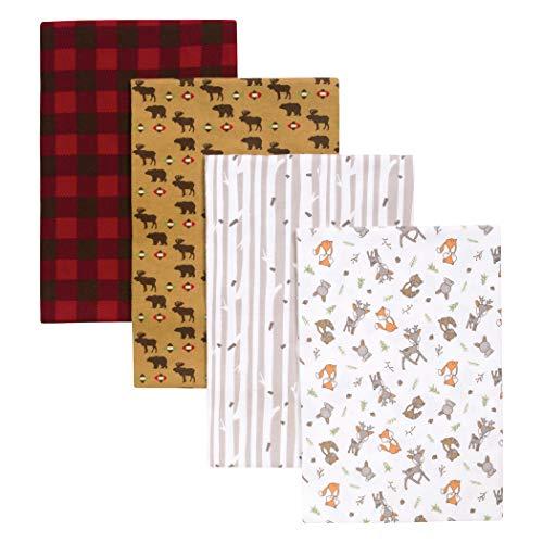 (Trend Lab Northwoods 4 Piece Blankets)