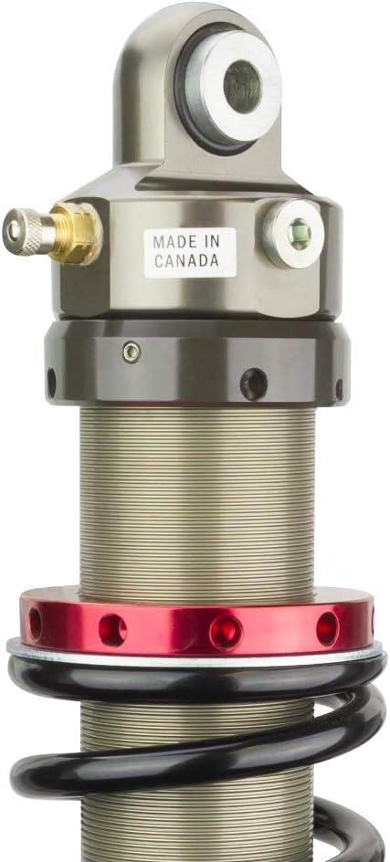 FRONT /& REAR Shocks for the HONDA PIONEER 500 2015-2017 ELKA Suspension STAGE 2 36mm