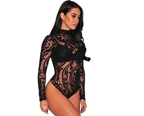 2018 Body Vestidos Ropa De Moda Para Mujer De Fiesta y Noche Elegante Negro (M