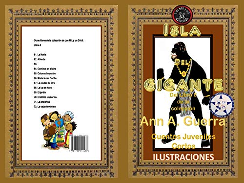 Amazon.com: Isla del gigante: Del Libro 6 de la coleccion ...