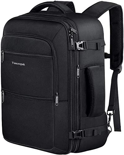 Vancropak Weekender Expandable Backpacks Resistant product image
