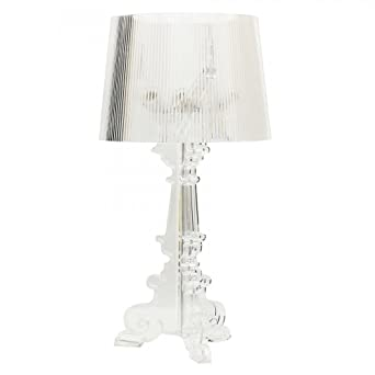 Baroque Transparent Bourgie Style Lampe Klein Amazonde Beleuchtung
