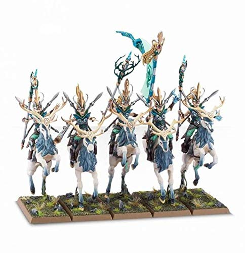 Games Workshop Sisters of The Thorn Wood Elves Warhammer