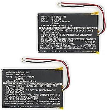 Corsair CA-9011136-AP - Pilas inalámbricas para auriculares (2 unidades): Amazon.es: Electrónica