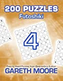 Futoshiki 4: 200 Puzzles, Gareth Moore, 149232518X