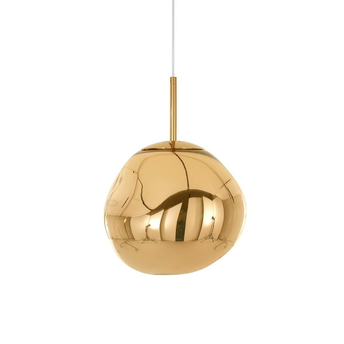 Tom Dixon Melt - Lámpara de Techo (27 cm de diámetro), Color ...