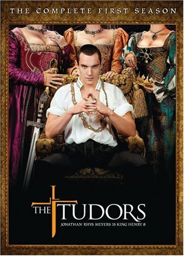 DVD : The Tudors: The Complete First Season (Widescreen, Dubbed, Dolby, AC-3, Slim Pack)