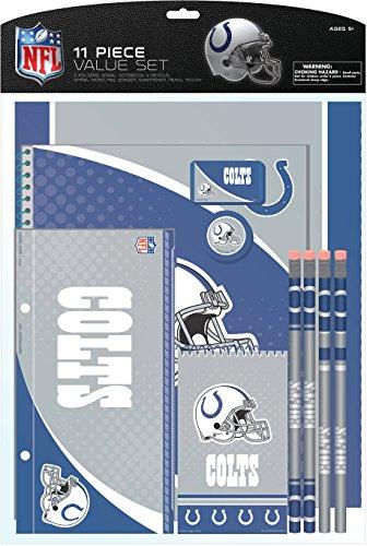 National Design NFL 11-Piece Stationery Set (11056-QUL)