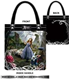 Alice In Wonderland Tote Bag Alice Style, Bags Central