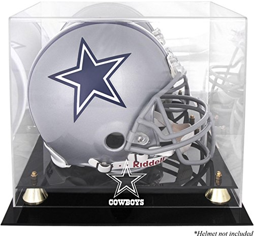 Mounted Memories Dallas Cowboys Helmet Display Case ()