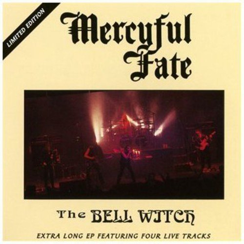 CD : Mercyful Fate - Bell Witch (CD)