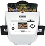 Photo : ClearClick Photo To Digital Photo, Slide, and Film Scanner with 4 GB Memory Card & Photo Editing Software