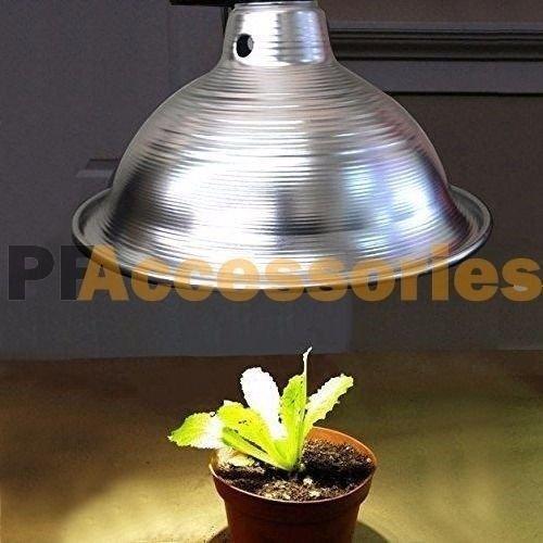 12 Pcs Heavy Duty 8-1/2 Aluminum Reflector Shade Clamp on Work Light Lamp ETL by Generic (Image #7)