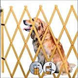 Stair Gate Extends to 108 cm Height ApproximatelyDog Guard, Dog Barrier, 85 cm