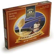 Swiss Castle Traditional Fondue (14 ounce)