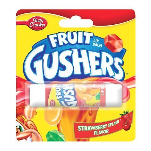 Boston America Fruit Gushers Strawberry Splash Lip Balm by Boston - Gushers Balm Lip Fruit