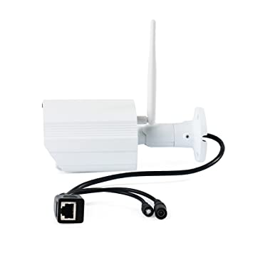 Amazon Com Wireless Outdoor Home Security Ip Camera 720p