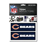 Team ProMark Chicago Bears Reflectors - Set of 2