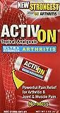 ActivOn Topical Analgesic Arthritis Ultra Strength -- 2 oz by ActivOn