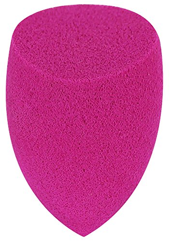 Real Techniques Cruelty Free Miracle Finish Sponge (Pack of 1), for a Natural Look, Ideal for Cream, Pressed Powder, and Liquid Blush, Latex Free