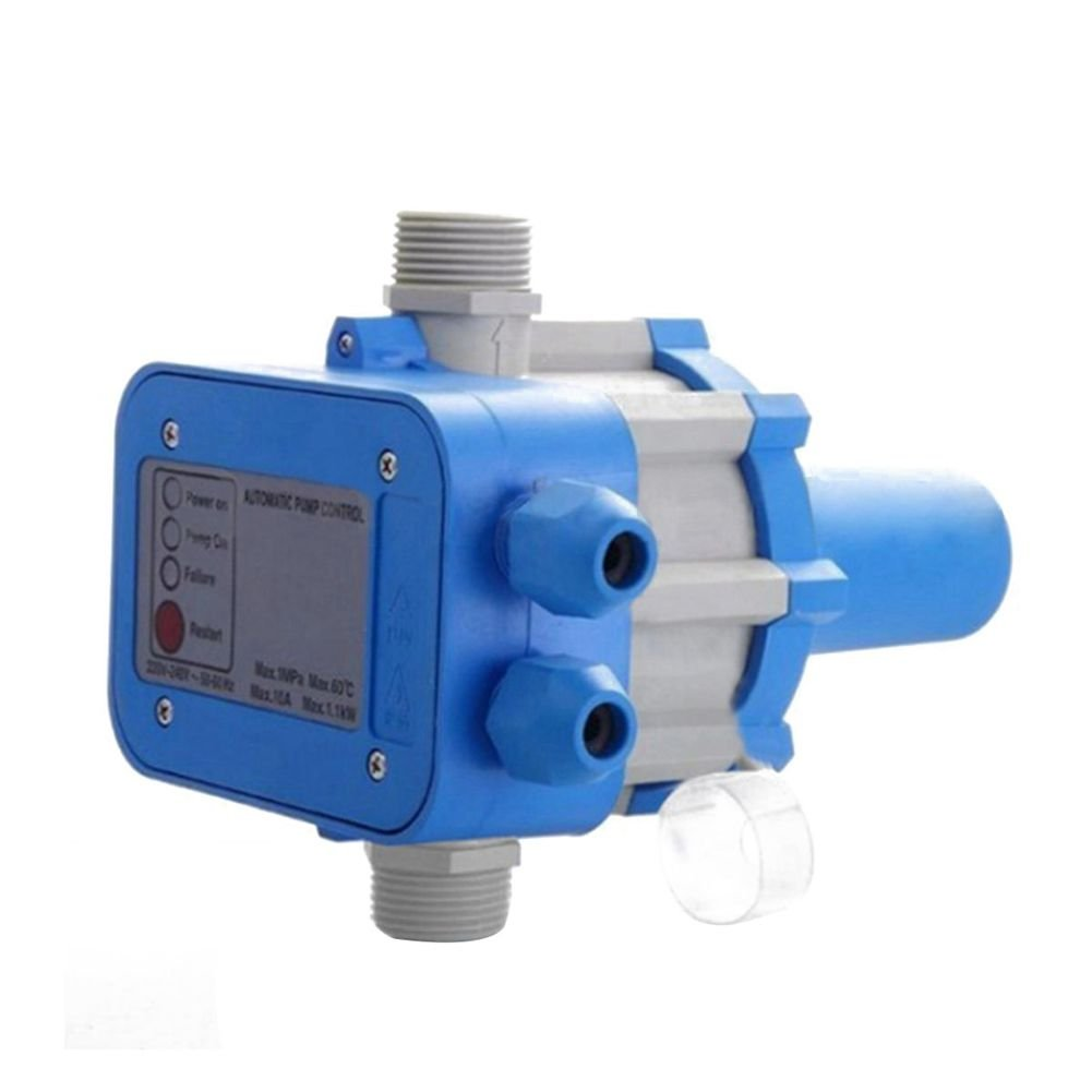 SODIAL NEW Automatic Water Pump Pressure Controller Auto Control Unit Electronic Switch
