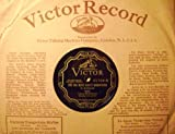 The Bum Song No. 2/ The Big Rock Candy Mountains. 78 RPM (O Brother Where Art Thou)