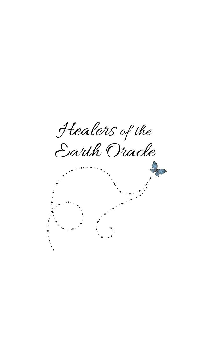 Healers of the Earth Oracle [guidebook Only]: Mandy Peterson