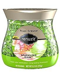 Renuzit 1938959 Pearl Scents, Sparkling Rain, 8/9 oz. (Pack of 8)