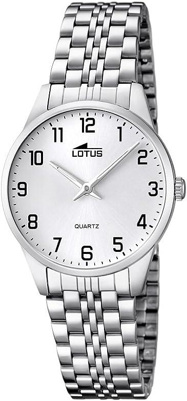 Lotus 15884/1 - Reloj de Cuarzo para Mujer, con Correa de Acero ...