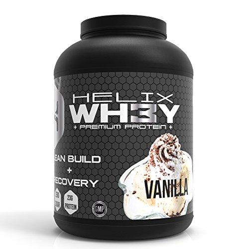 Helix WH3Y 5lb, 65 servings, Vanilla- 100% Money Back Guarantee.