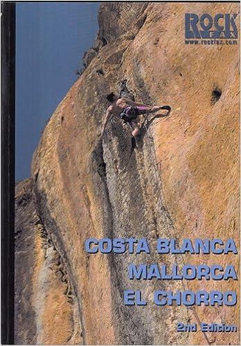 Costa Blanca, Mallorca, El Chorro: No. 7 Rock Fax S.: Amazon ...