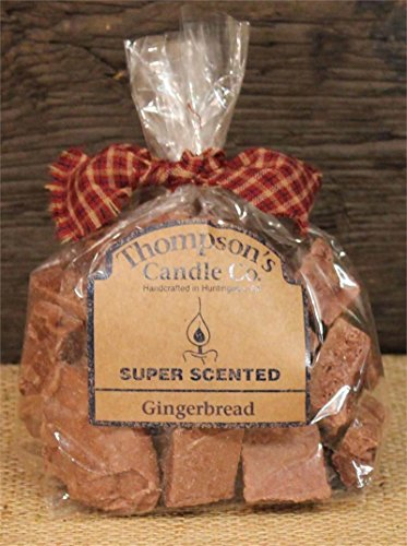 Thompson's Candle Co Super Scented Gingerbread Crumbles