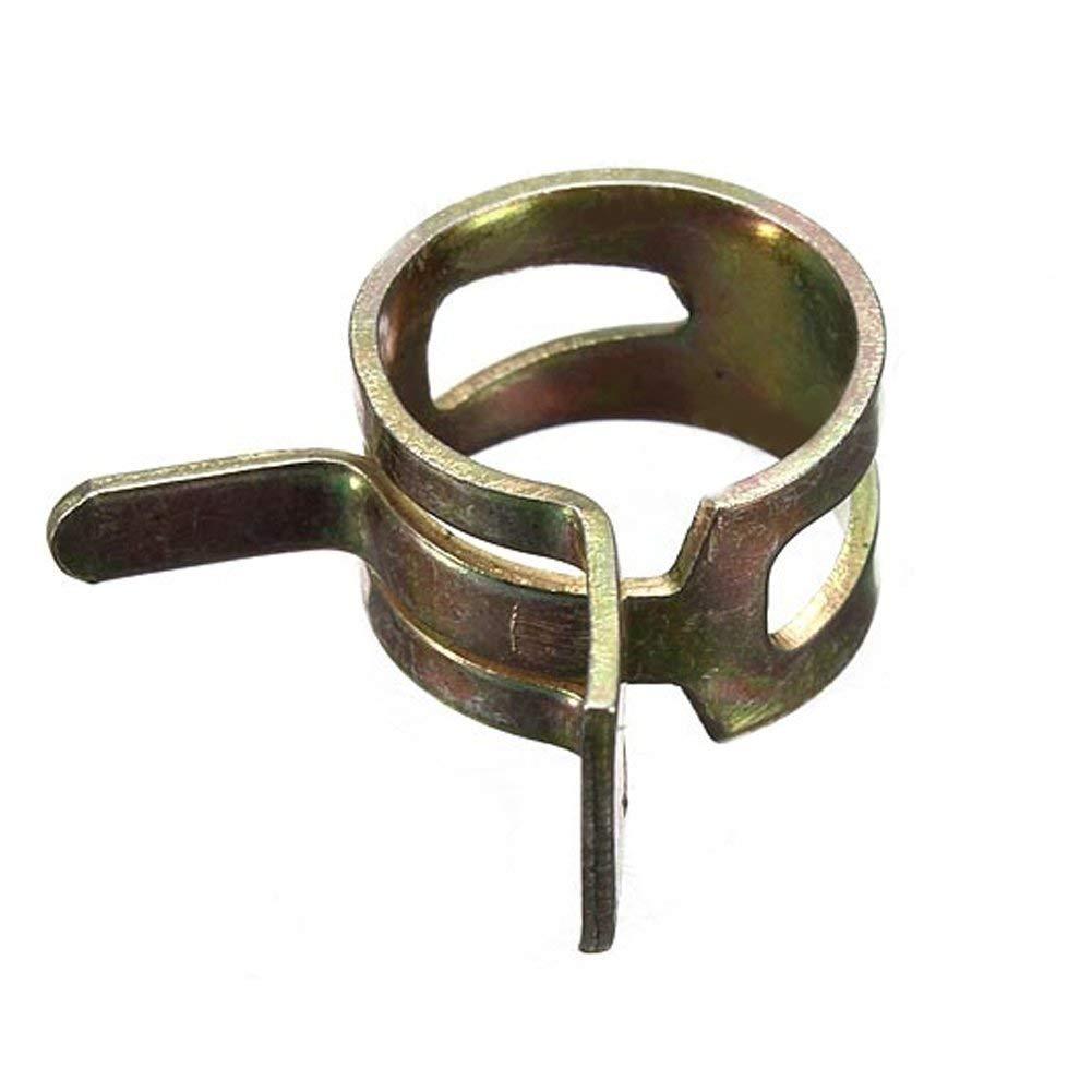 - Wie das Bild 12mm 10 St/ück Schlauch Clips Rohrschelle 6mm 7mm 8mm 9mm 10mm 11mm 12mm 13mm 14mm 15mm 6mmAs das Bild