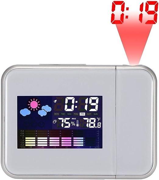 A1-Brave Reloj Despertador, El Reloj De Escritorio Digital ...
