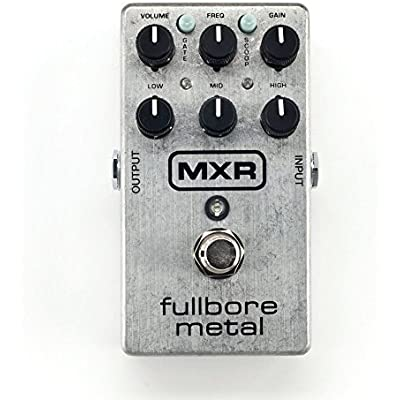 mxr-m116-fullbore-metal-distortion