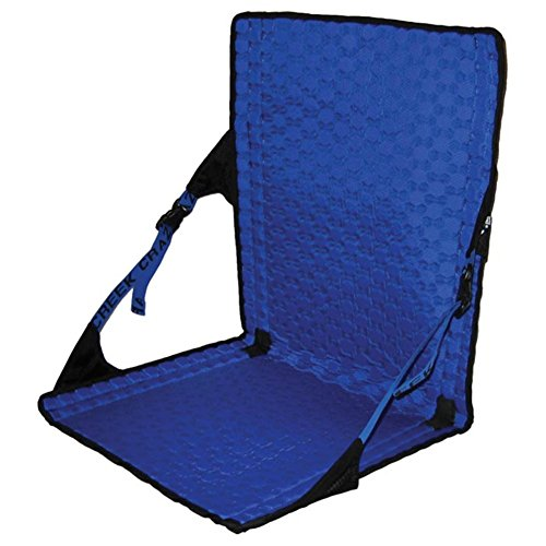- Crazy Creek Products HEX 2.0 Long Back Chair (Black/Royal) - Lightweight and Packable Camp Chair for Hiking, Backpacking, Camping, Boating and Stadium use