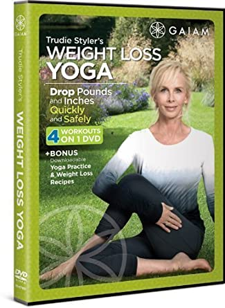 Amazon.com: Weight Loss Yoga by Gaiam - Fitness by Rebecca ...