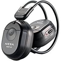 NESA NHP22 2-CH RF 900MHZ Wireless Headphones