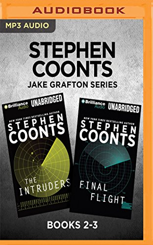 Stephen Coonts Jake Grafton Series: Books 2-3: The Intruders & Final - Intruder 2