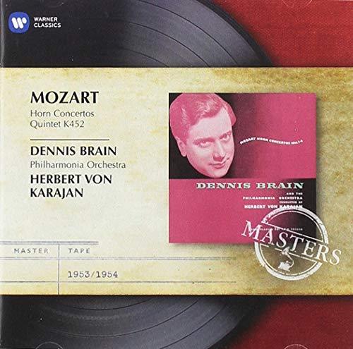 Horn Concertos Nos 1-4