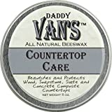 Daddy Van's All Natural Beeswax Countertop Care 5oz