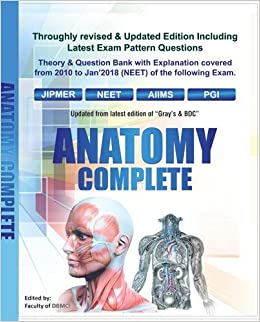 Amazon in: Buy A Complete Book Of Anatomy Book Online at Low