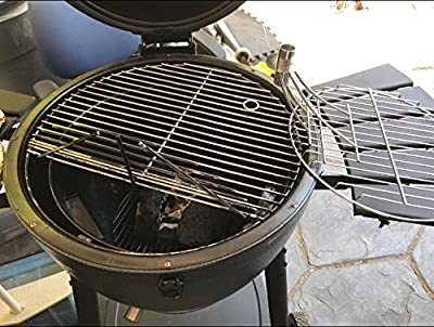 stainless steel vs cast iron grill grates which is best for you. Black Bedroom Furniture Sets. Home Design Ideas