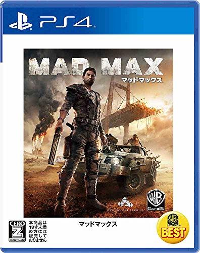 WARNER THE BEST マッドマックス 【CEROレーティング「Z」】 - PS4の商品画像