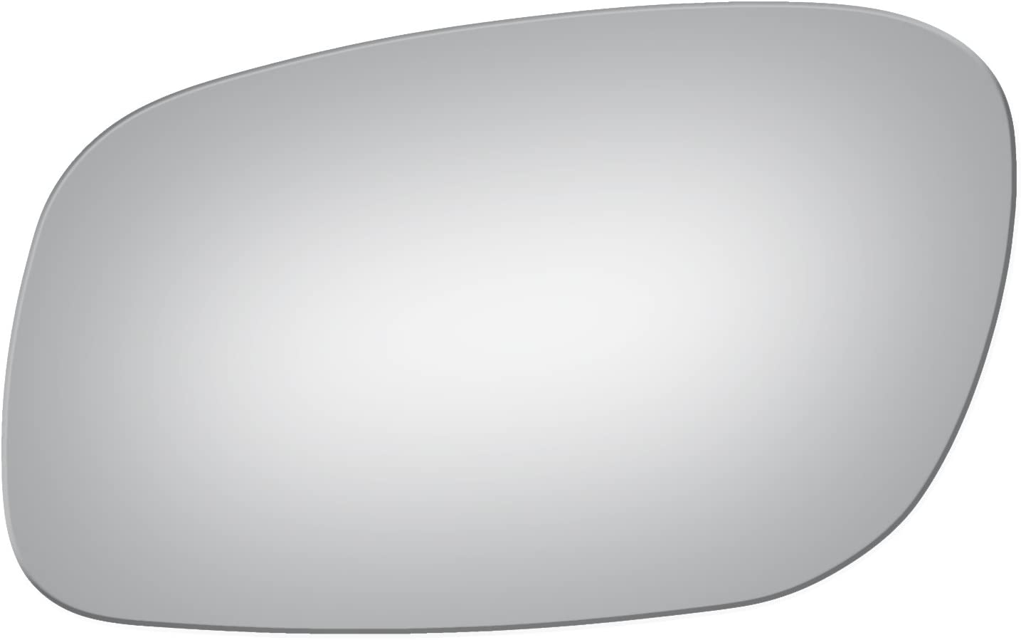 Burco 2837 Driver Side Power Replacement Mirror Glass for 98-11 Lincoln Town Car