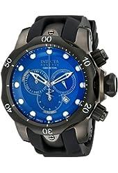 Invicta Watches Mens Venom Reserve Chronograph Polyurethane Band Watch