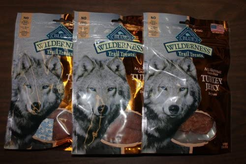 3 Bags Jerky Dog Treat