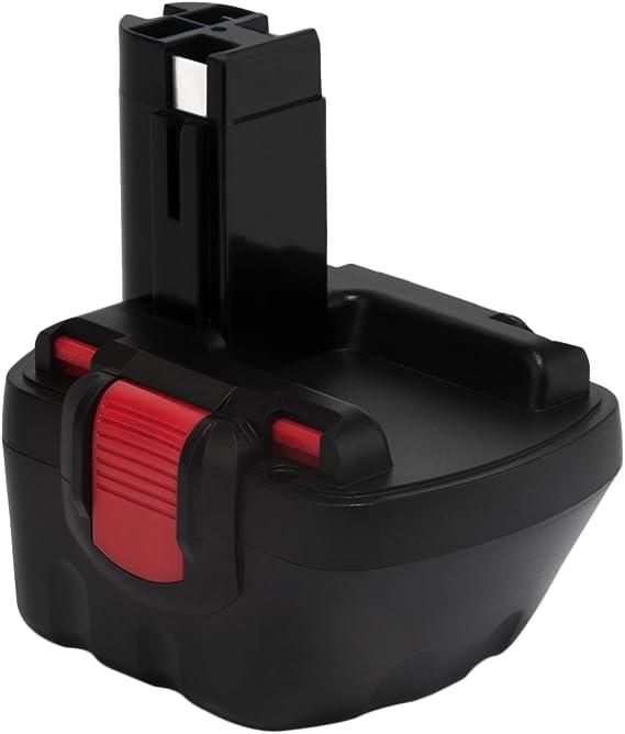 Exmate Ni-MH 12V 3,5Ah Reemplace BOSCH Batería de taladro para ...