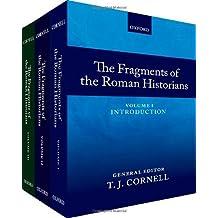 The Fragments of the Roman Historians: 3 Volume Set