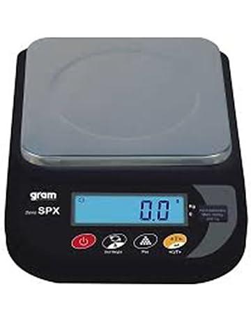 Balanza industrial Gram Precision modelo SPX-3000-D 3Kg/0,1g dimensiones
